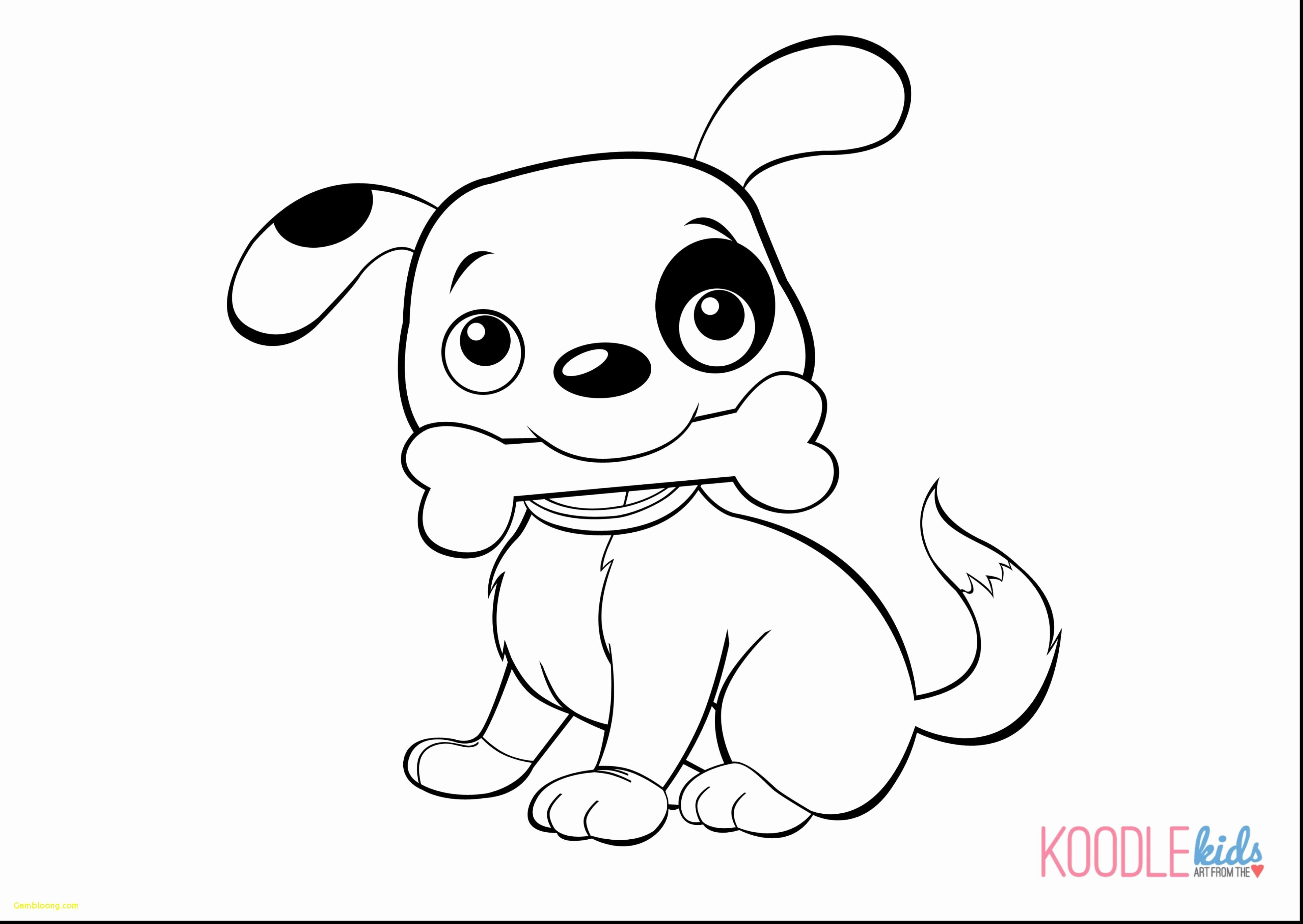 Dog Coloring Pages Free Printable In 2020 Puppy Coloring Pages