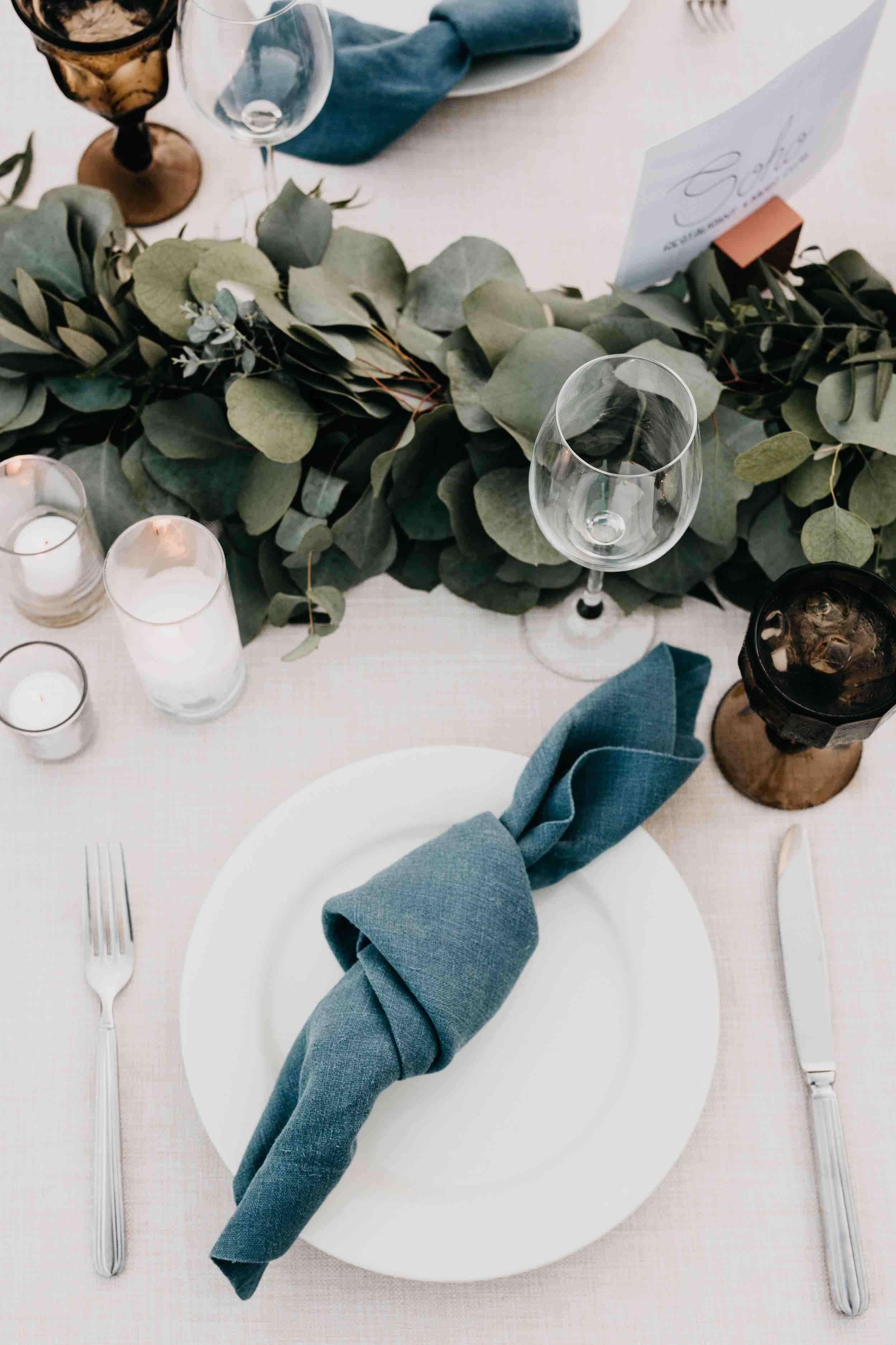 Wedding decorations 2019  Napkin  EuJ Wedding   Pinterest  Napkins Wedding and