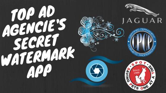 Watermark Maker add watermark to video watermark your