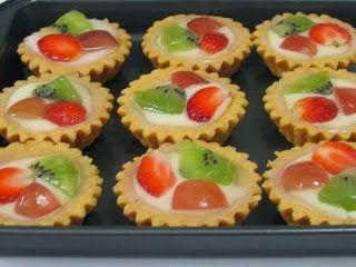 Pie Buah Resep Makanan Manis Resep Pai