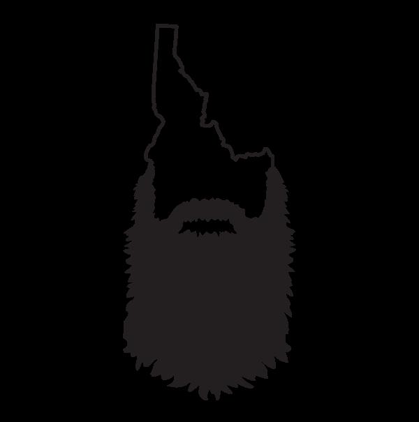 Sticker Dexter Beard Custom Printed Vinyl Decal