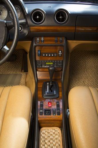 Mercedes Motoring - 1985 300D Turbo Diesel Sedan   luxury car