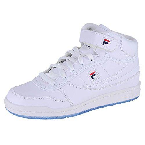 Fila Bbn 84 Ice White/Fila Navy/Fila Red Mens Walking Shoe Size 13M