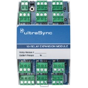 Interlogix ultrasync um r10 10 relay expansion module for the interlogix ultrasync um r10 10 relay expansion module for the ultrasync alarm panel advanced security offers diy and full service alarm monitoring solutioingenieria Images