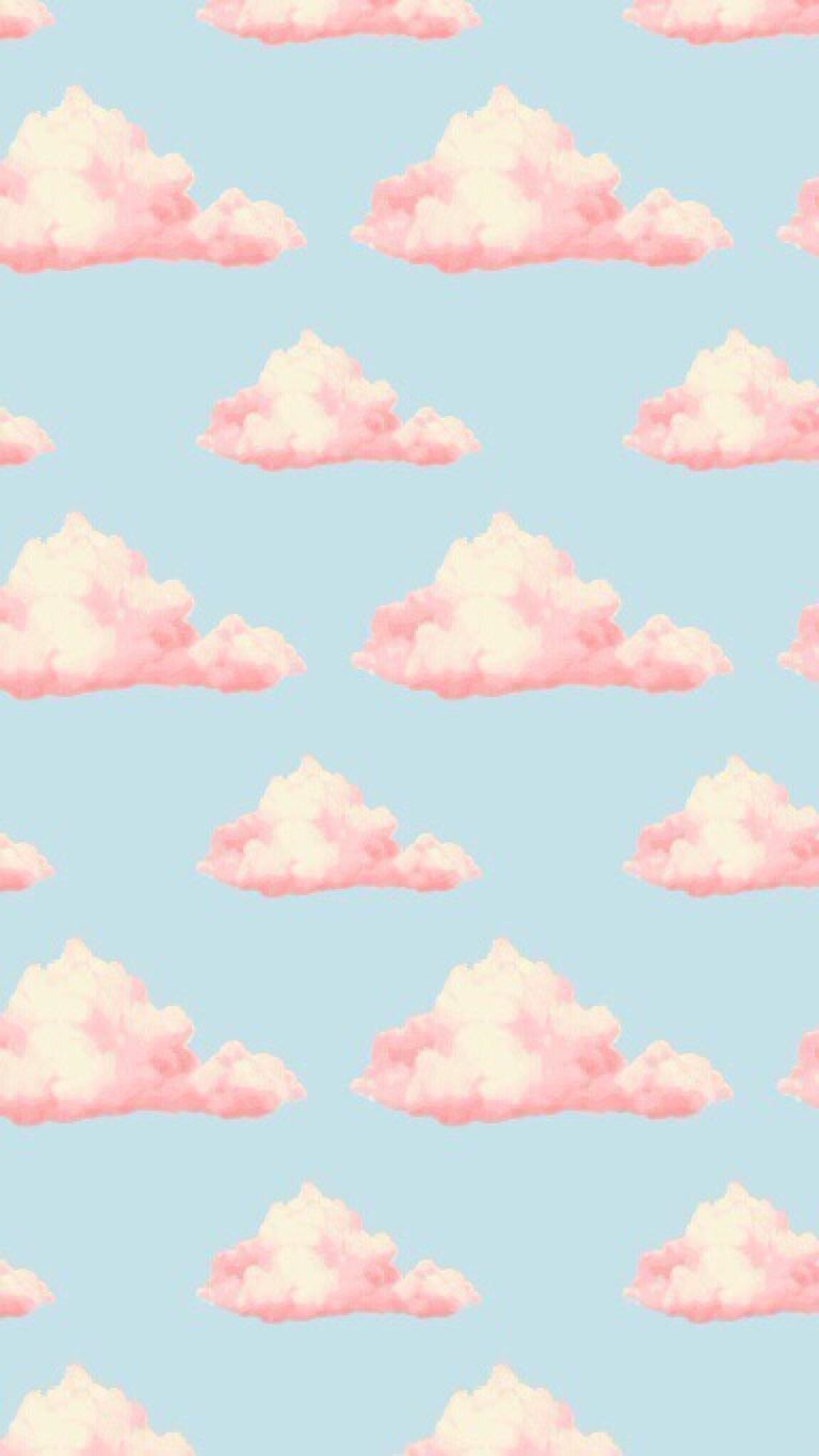 21 Aesthetic Background For Edits Pink Pastel Background Wallpapers Iphone Wallpaper Vintage Cloud Wallpaper
