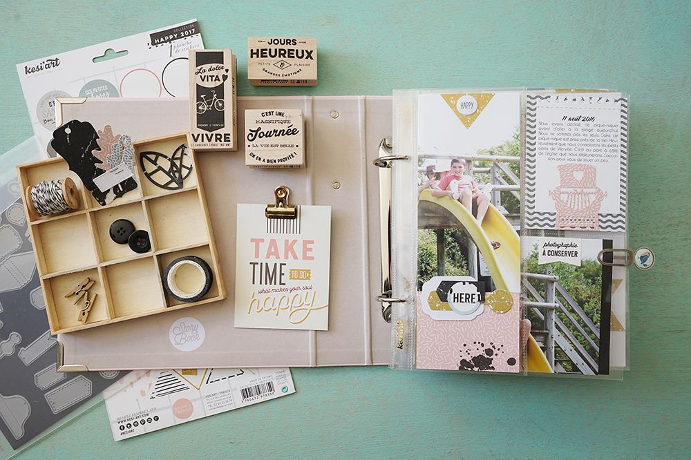 Epingle Sur Story Book Project Life