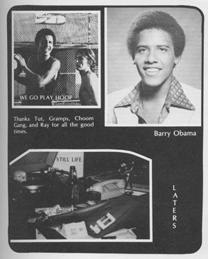 Barry Soetoro Aol Image Search Results High School Yearbook Photos Yearbook Photos Funny Yearbook