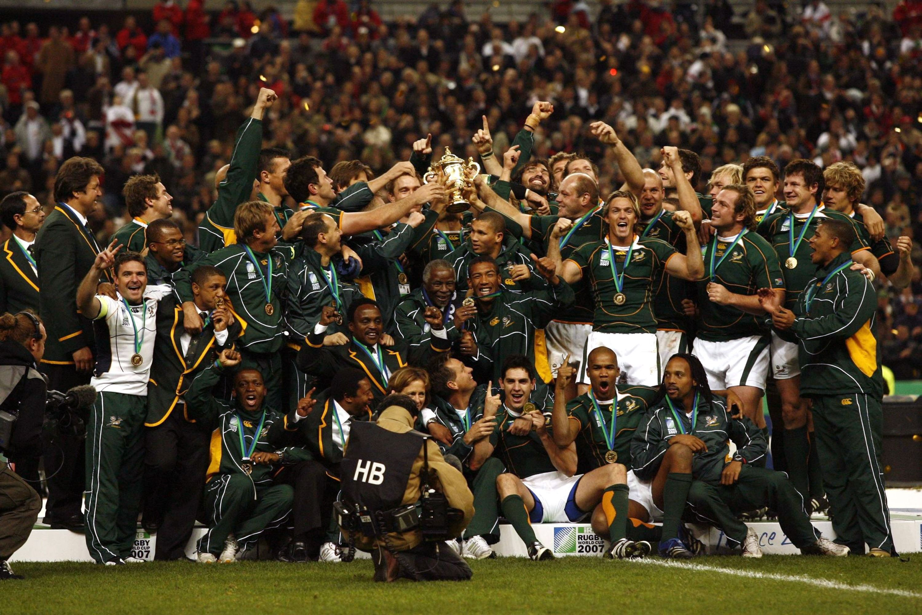 2007 Rugby World Cup Final | SOUTH AFRICA ACHIEVEMENTS ...