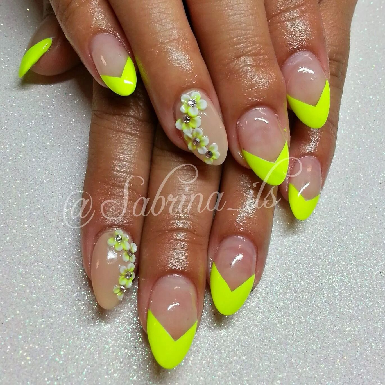 Acrylic nail inspiration | Spirit Fingers | Pinterest | Nails ...