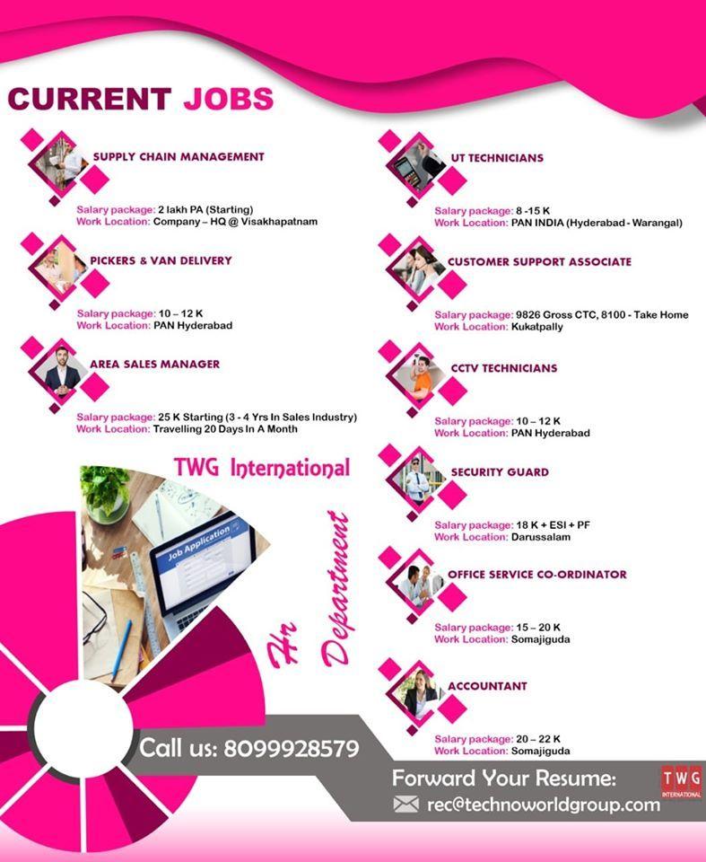 CURRENT JOBS Call us 8099928579 in 2020 Current job