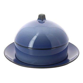 Dim sum súprava - parák s tanierom a poklopom nebeská modrá Equinoxe, Revol