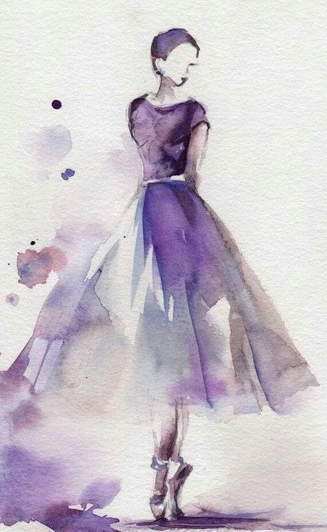 Image Du Tableau نقاشي De Sara Peintures A L Aquarelle Faciles