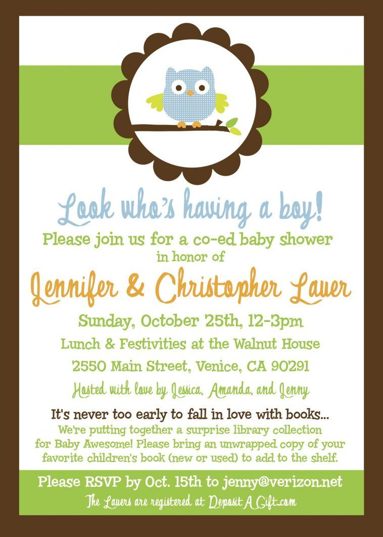 funny baby shower invitation wording There is no charge to absolute ...