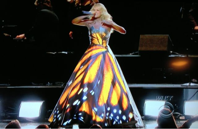 stage dresses projections - Google Search Carrie Underwood