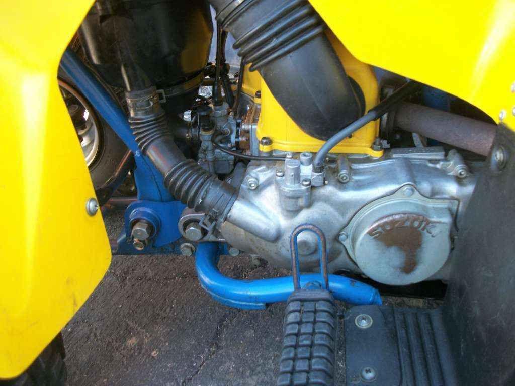 Used 1988 Suzuki LT80 ATVs For Sale in California  | Driftin