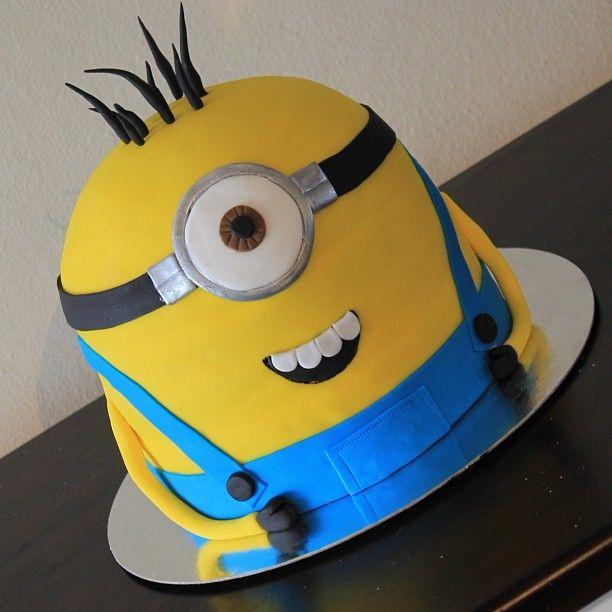 #minioncake #despicableme  
