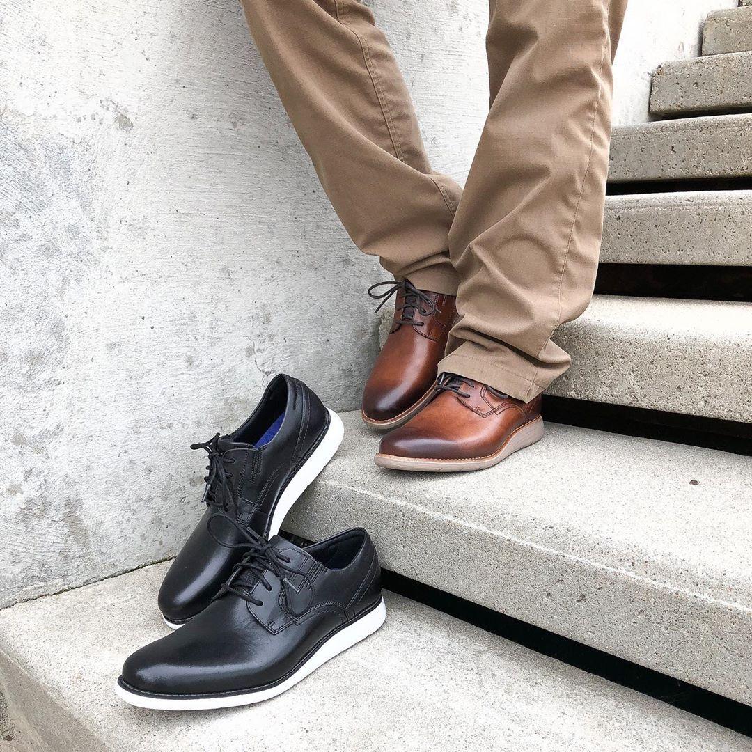 Men's Garett Plain Toe Oxford | Oxford