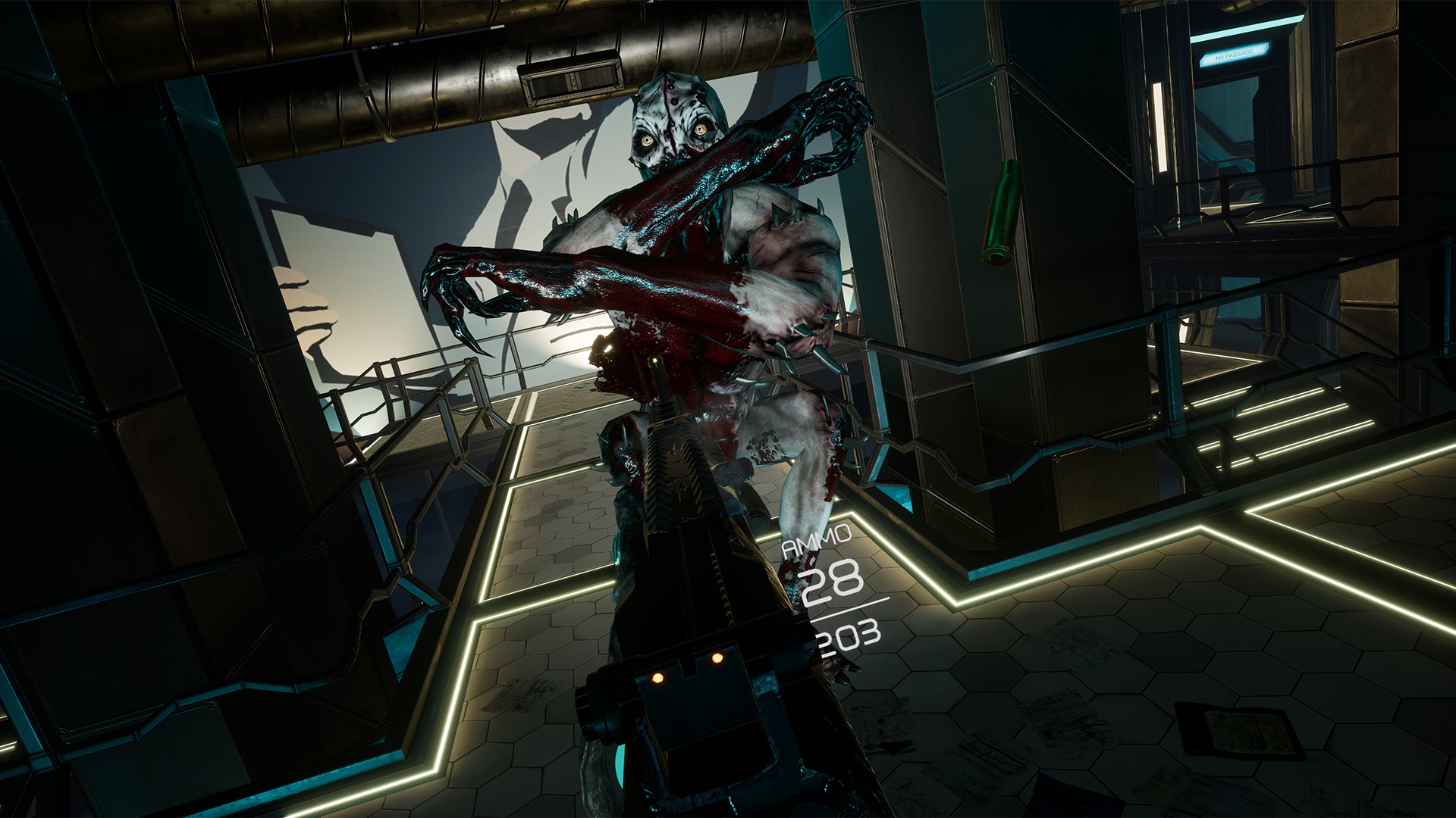 Killing Floor Incursion Heading To Ps Vr Playstation4 Ps4 Sony