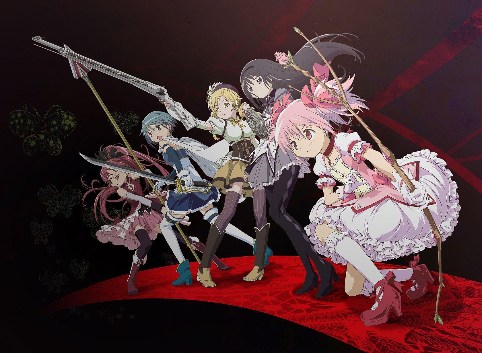 画像 まどかマギカ プレミアム画像集 Naver まとめ Anime Magi Madoka Magica Anime