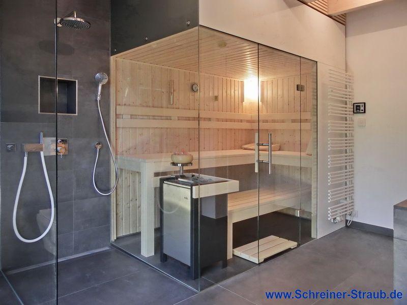 Badezimmer Sauna Sauna Im Eigenen Bad Schreiner Straub Badezimmer Mit Sauna Badezimmer Badezimmer Im Keller