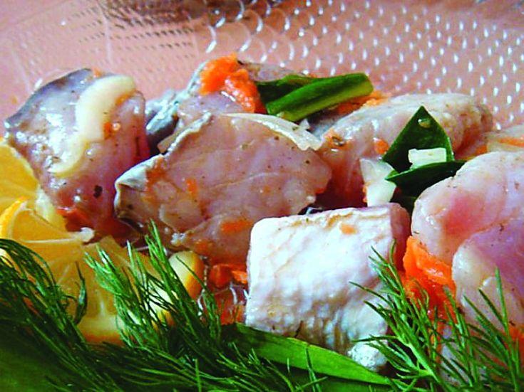 рецепт оселедця з толстолоба