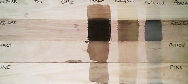 Har man inga gamla slitna plankor – så får man slita själv. Men hur gör man? Här är en lite
