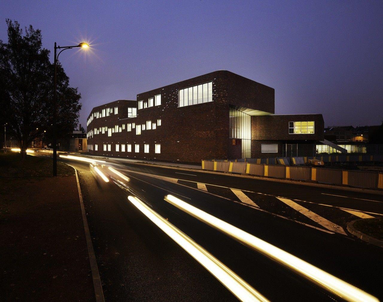 Gallery of levi strauss high school tank architectes 3