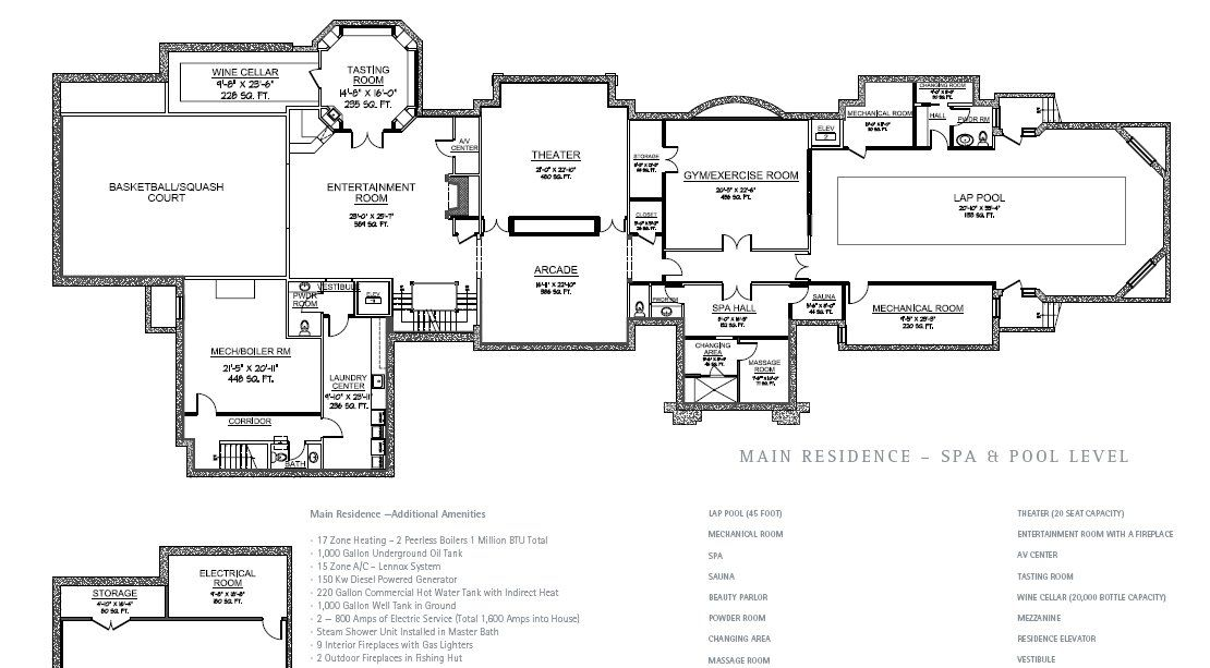 Floorplans Homes Of The Rich In 2020 Floor Plans Mansion Floor Plan Castle House Plans