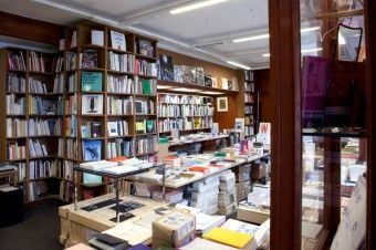 Motto Berlin, a store dedicated to books, magazines, artists' publications and editions. //Skalitzer Str. 68, im Hinterhof