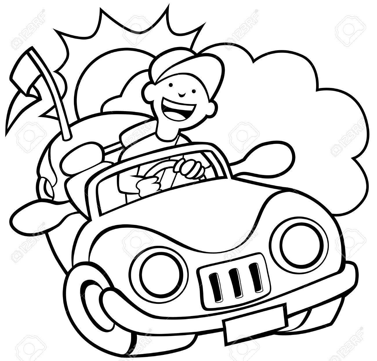 Car Driving Clipart - Google Search
