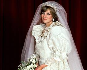 St Paul Cathedral Interiors Wedding Of Diana Spencer Images S Gown Looked More Like A Disney Confection