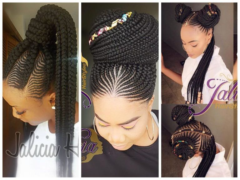 Braided Cornrow Hairstyles The Best Styles You Will Love