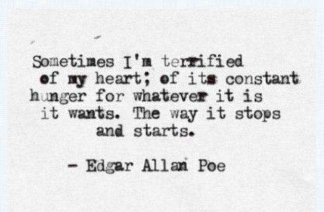 Tragic Love One Sentence Quotes Poe Quotes Amazing Quotes