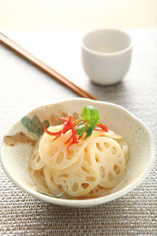 Lotus root salad taiwanese food recipe in chinese taste of lotus root salad taiwanese food recipe in chinese forumfinder Gallery