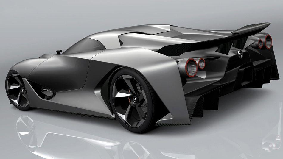 Nissan 2020 Vision Gran Turismo Concept Nissan Gtr Turismo Autos Nuevos