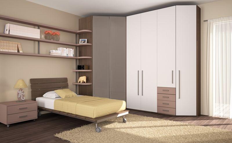 Armadi Per Camere Ragazzi : Badroom centri camerette specializzati in camere e camerette per