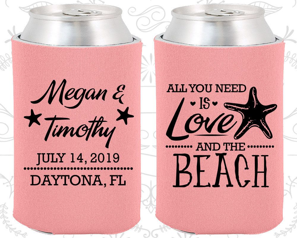 It all started on the beach, Custom Gifts, Beach Wedding Gift ...