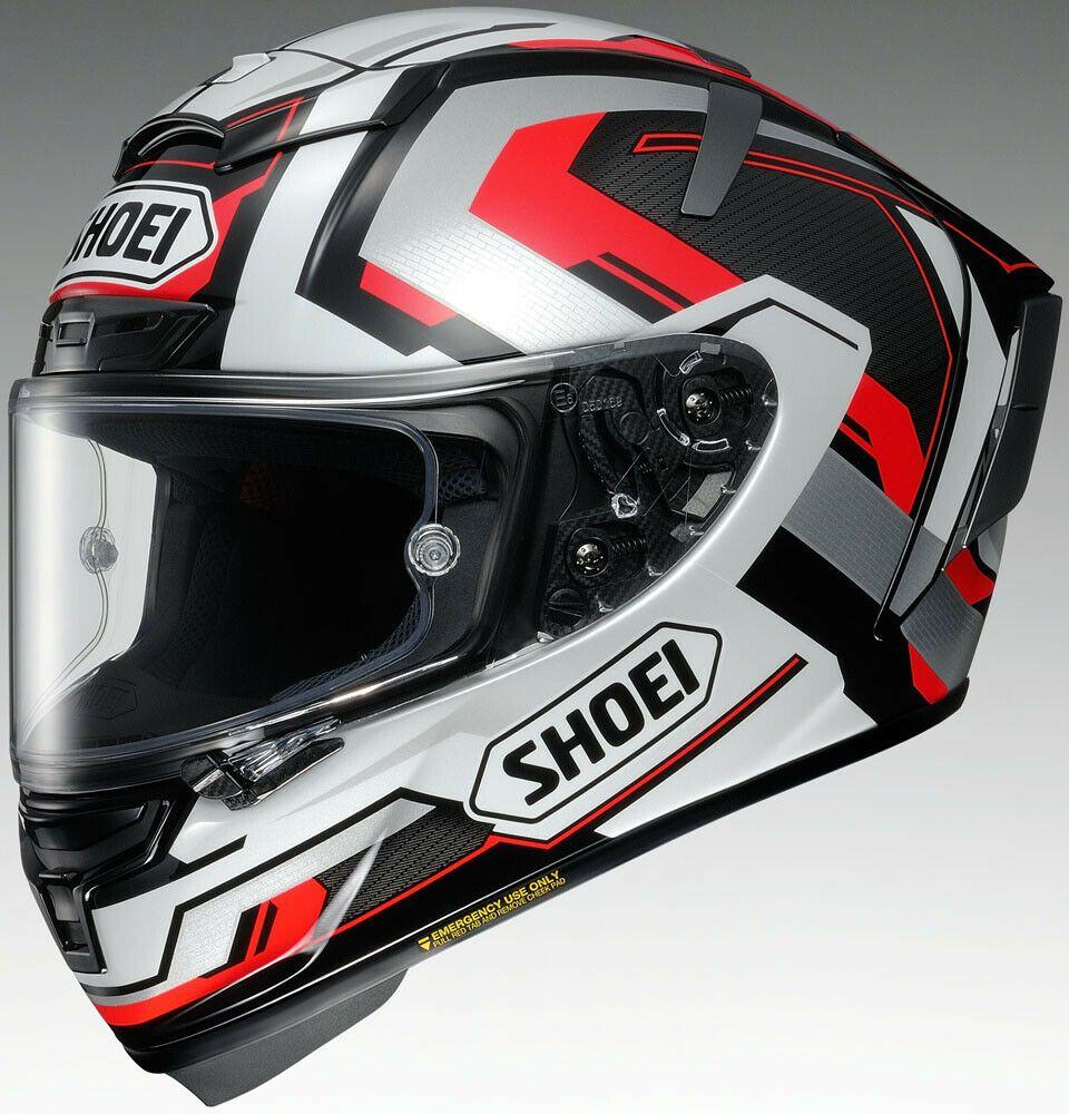 Ebay Sponsored Shoei X 14 Brink Tc 5 Helmet Shoei Helmets Motorcycle Helmets Full Face Motorcycle Helmets