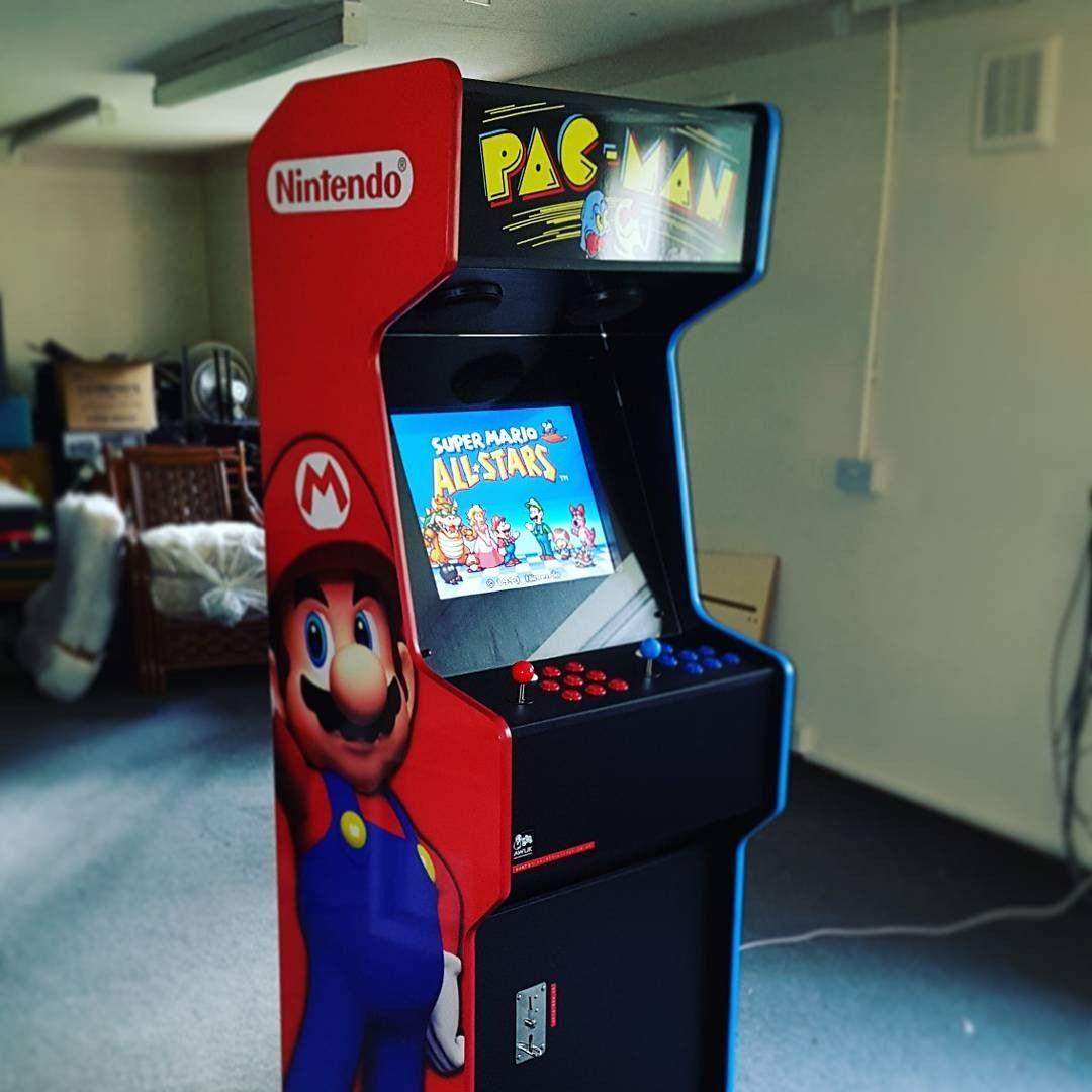 A Multi Game #arcademachine From #customarcademachinesuk
