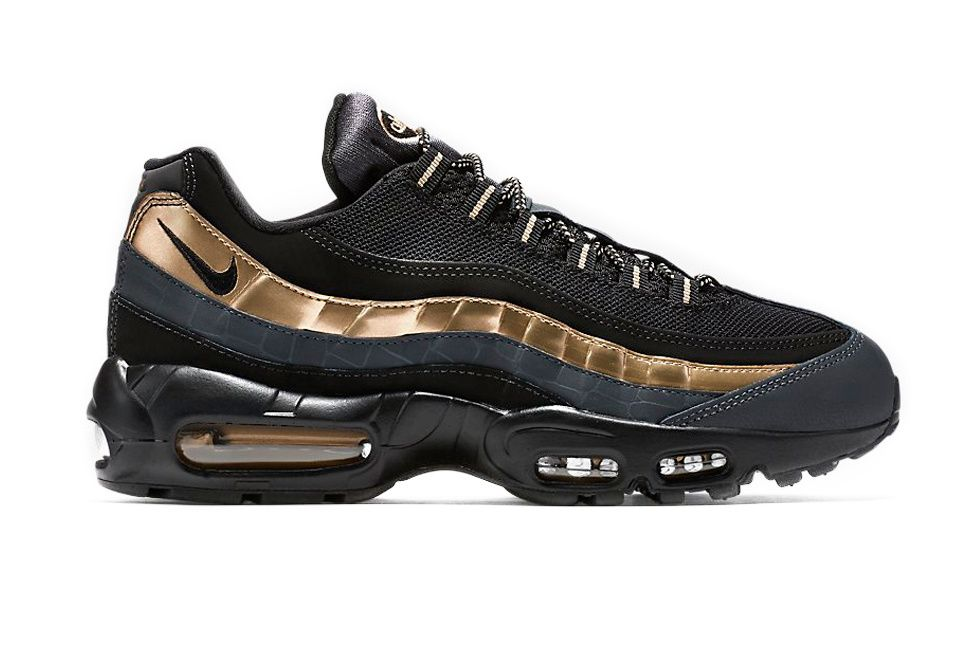 Nike Air Max 95 Bronze Nike Air Max Nike Air Nike Shoes Outlet