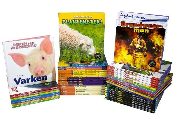 Informatief Lezen - Boekpakket Blauw(7-9 jaar)