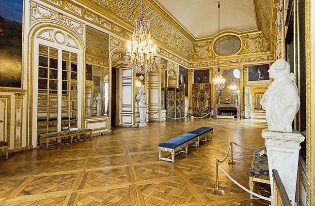 Château de Versailles, Salon de l'Oeil de Boeuf | Versailles ...