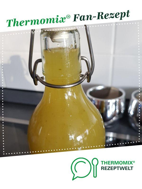 Ingwer-Zitronen-Sirup