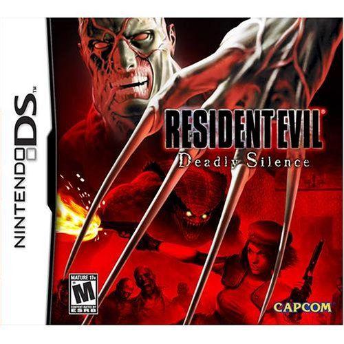 Resident Evil Deadly Silence - Nintendo DS - #games