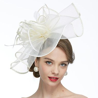 Net Kentucky Derby Hat / Fascinators / Hats with 1 Wedding / Special Occasion Headpiece