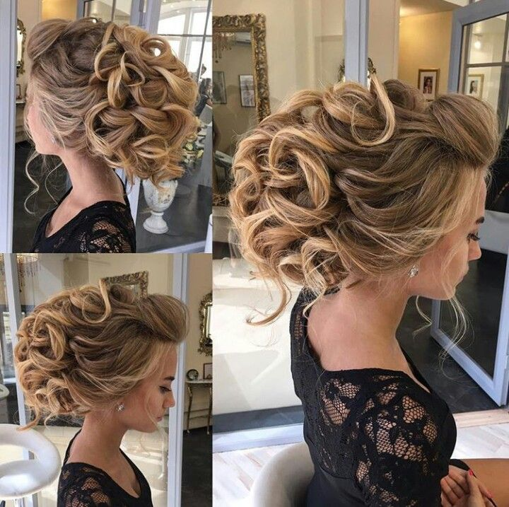 Pin by Zeinab on hair   Hair styles, Party hairstyles for ...