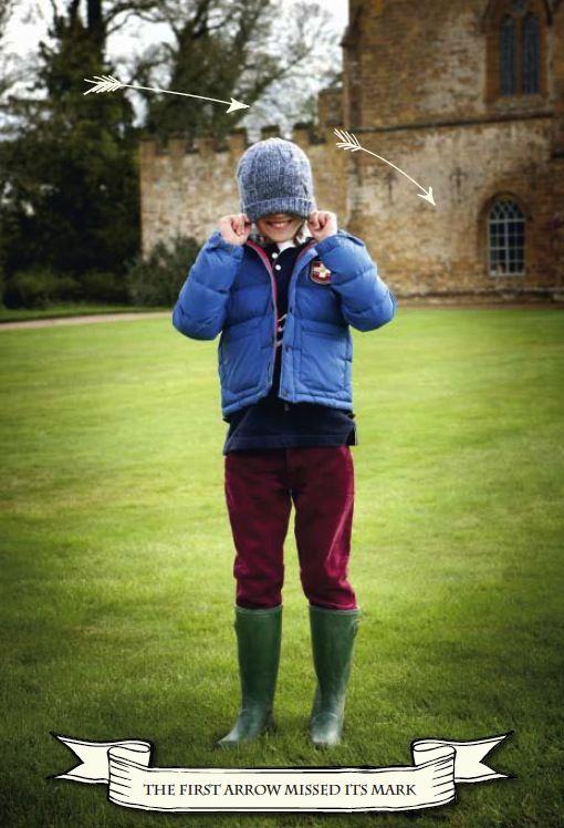 Little Britons: Hackett for Kids Autumn/Winter 2012