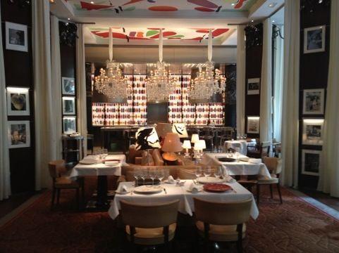 La Cuisine: Philippe Starck's design masterpiece restaurant at the on