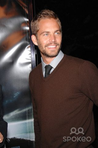"PAUL WALKER at the Los Angeles premiere of ""Flags of our Fathers"". October 9, 2006 Los Angeles, CA Picture: Paul Smith / Featureflash"