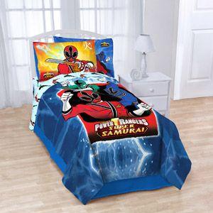 Power Rangers Blanket Kids Bedroom Decor Kids Room Comforter Sets